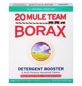 Borax Borax 20 Mule Team Laundry Booster, 65 oz