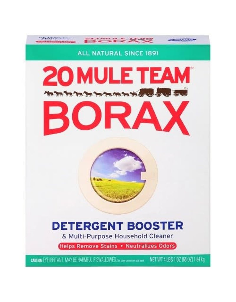 Borax Borax 20 Mule Team Laundry Booster, 65 oz