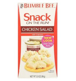 Bumble Bee Bumble Bee Chicken Salad with Crackers, 3.5 oz, 9 ct
