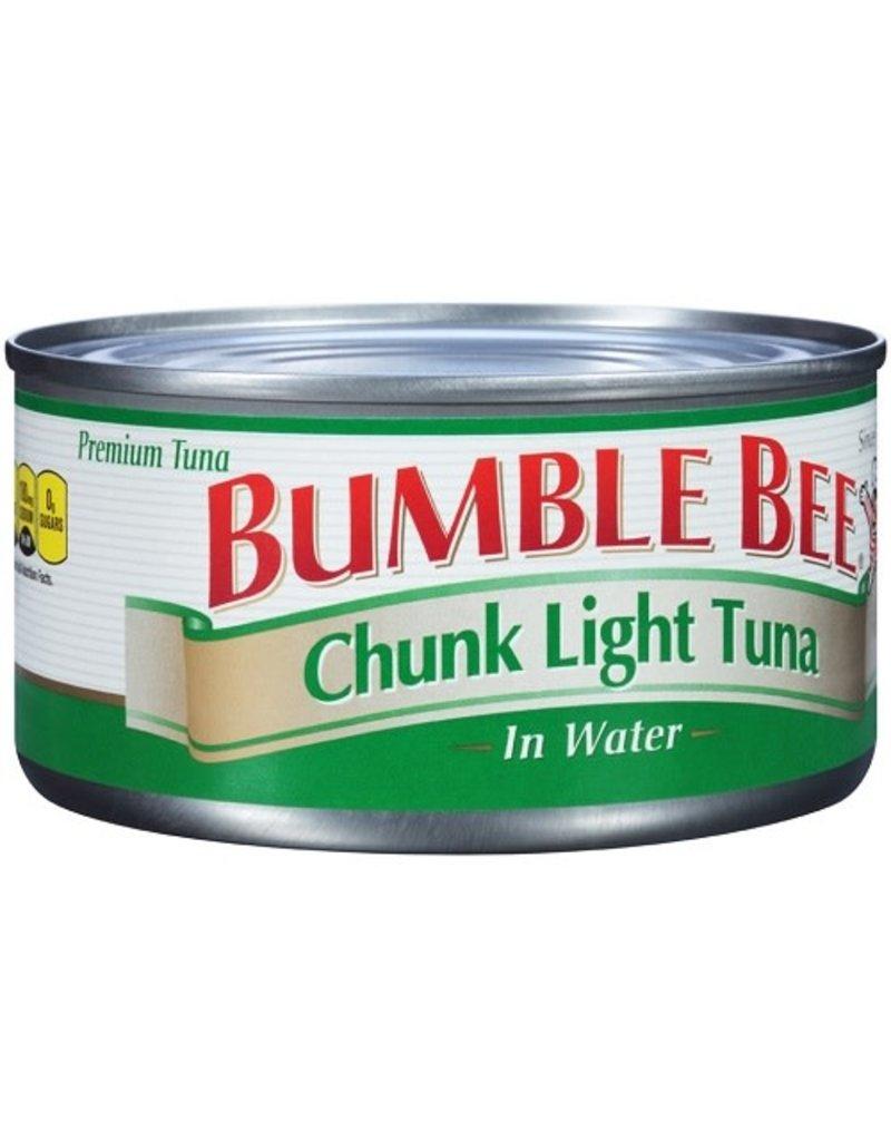 Bumble Bee Bumble Bee Tuna Chunk Lite In Water, 5 oz, 48 ct