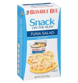Bumble Bee Bumble Bee Tuna Salad N' Crackers, 3.5 oz, 12 ct
