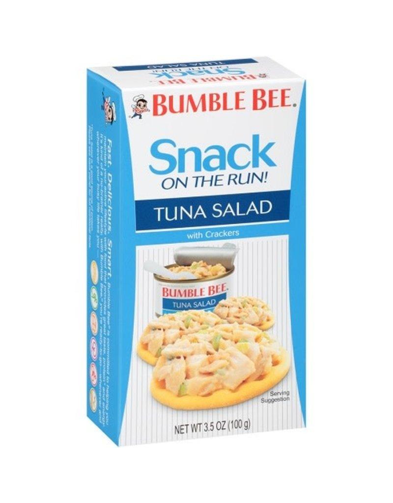 Bumble Bee Bumble Bee Tuna Salad N' Crackers, 3.5 oz, 12 ct