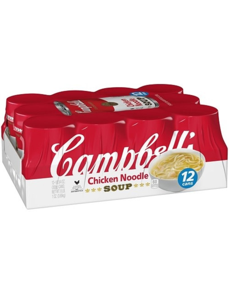 Campbell's Campbells Soup Chicken Noodle, 10.75 oz, 12 ct