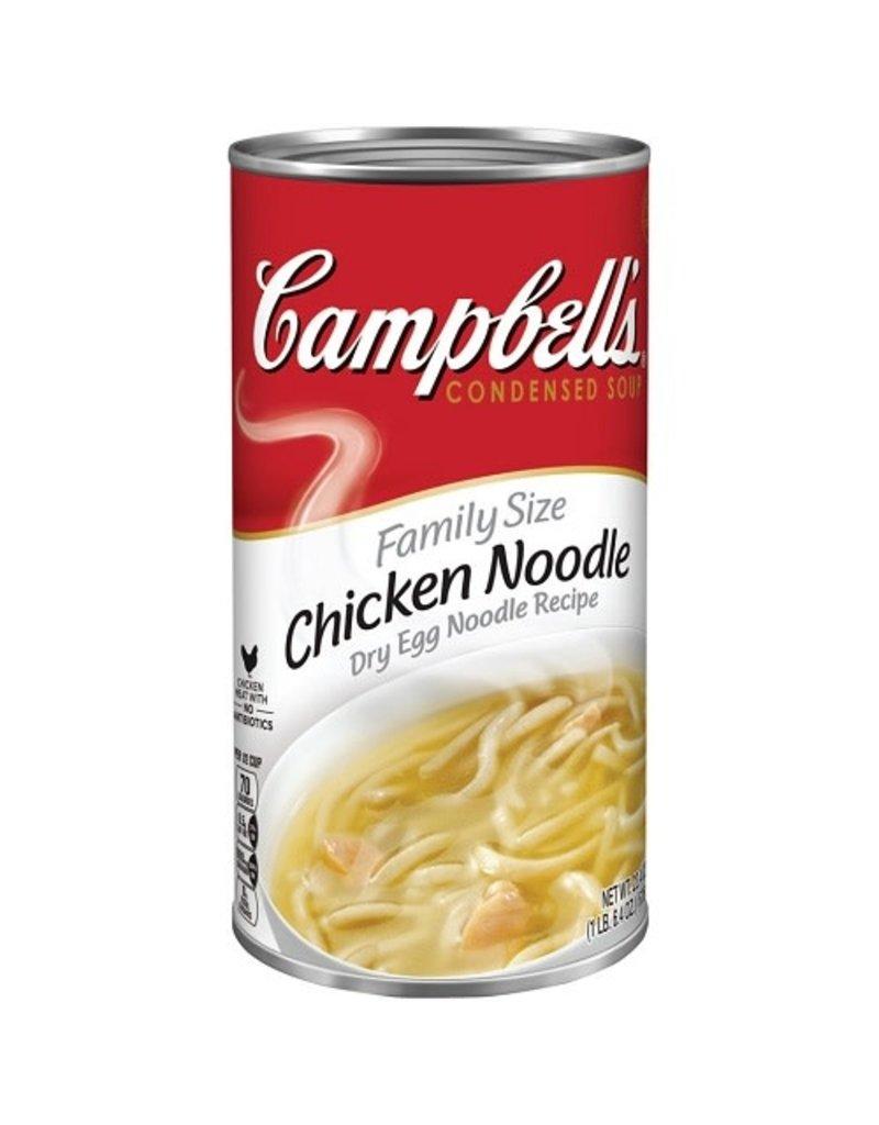 Campbell's Campbells Soup Chicken Noodle, 22.4 oz, 12 ct