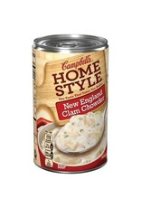 Campbell's Campbells Soup New England Clam Chowder, 18.8 oz, 12 ct