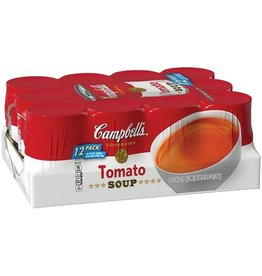 Campbell's Campbells Soup Tomato, 10.75 oz, 12 ct