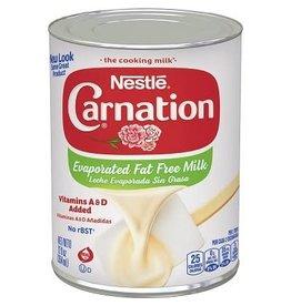 Carnation Carnation Evaporated Milk Fat Free, 12 oz