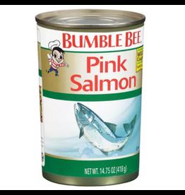 Bumble Bee Bumble Bee Salmon Pink, 14.75 oz, 12 ct