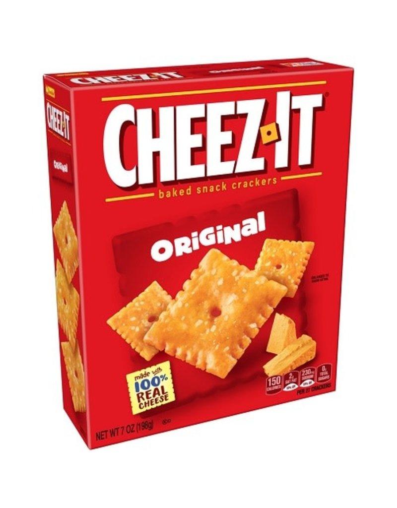 Cheez-It Cheez-It Original, 12.4 oz, 12 ct