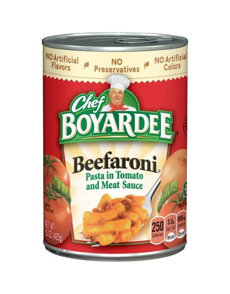 Chef Boyardee Chef Boyardee Beefaroni, 15 oz, 24 ct
