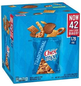 Chex Mix Chex Mix Traditional, 1.75 oz, 42 ct