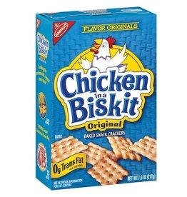 Chicken In A Bisket Chicken in a Biskit Crackers, 7.5 oz, 6 ct