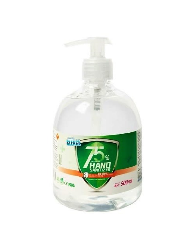 Cleace Cleace Hand Sanitizer, 500 ml