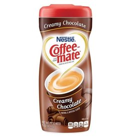 Coffee-Mate Coffeemate Creamy Chocolate Powder, 15 oz, 6 ct