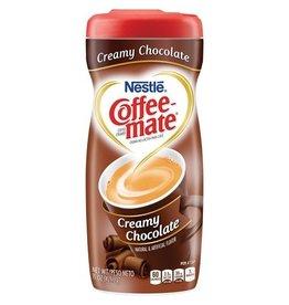 Coffee-Mate Coffeemate Creamy Chocolate Powder, 15 oz, 6 ct