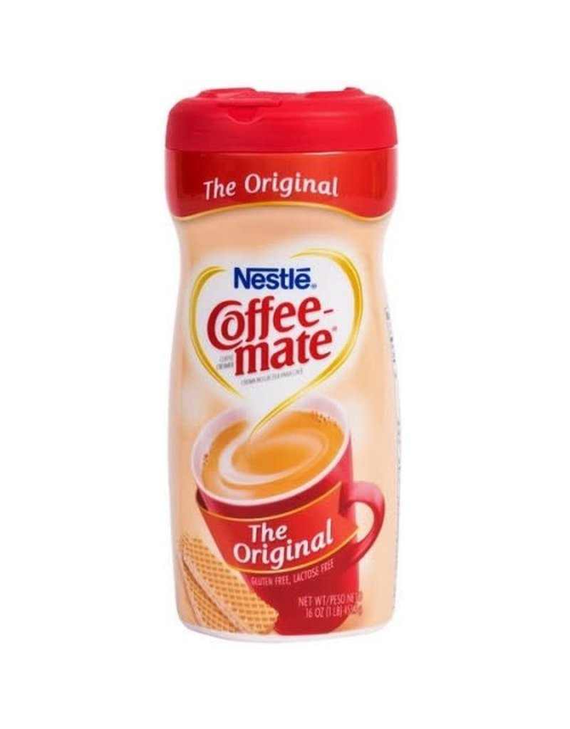 Coffee-Mate Coffeemate Powder, 16 oz, 12 ct