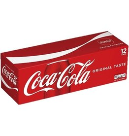 Coke Coke Classic, 12 oz, 2-12 pk