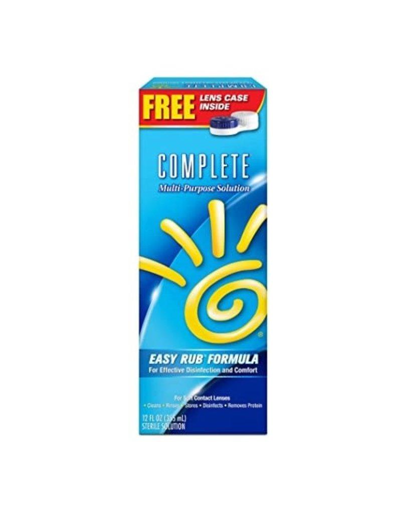 Complete Complete Solution Multi-Purpose, 12 oz, 3 ct