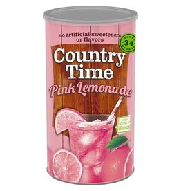 Country Time Country Time Pink Lemonade (Makes 34 Quarts), 82.5 oz
