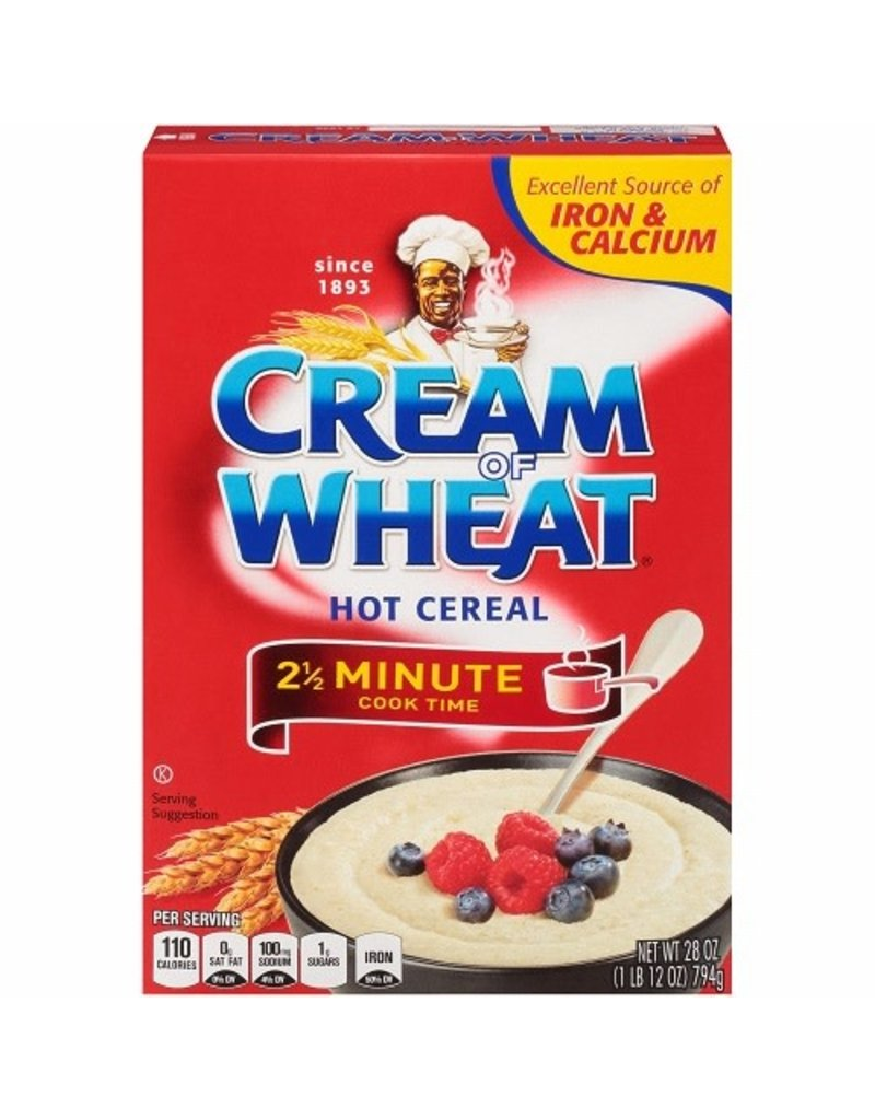 Cream Of Wheat Cream Of Wheat Instant One Mini, 28 oz, 12 ct