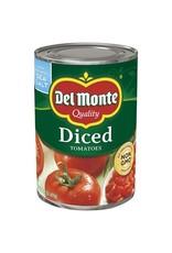 Del Monte Del Monte Diced Tomato, 14.5 oz