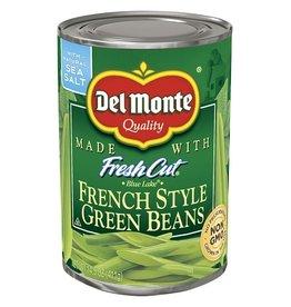 Del Monte Del Monte French Cut Green Beans, 14.5 oz, 24 ct
