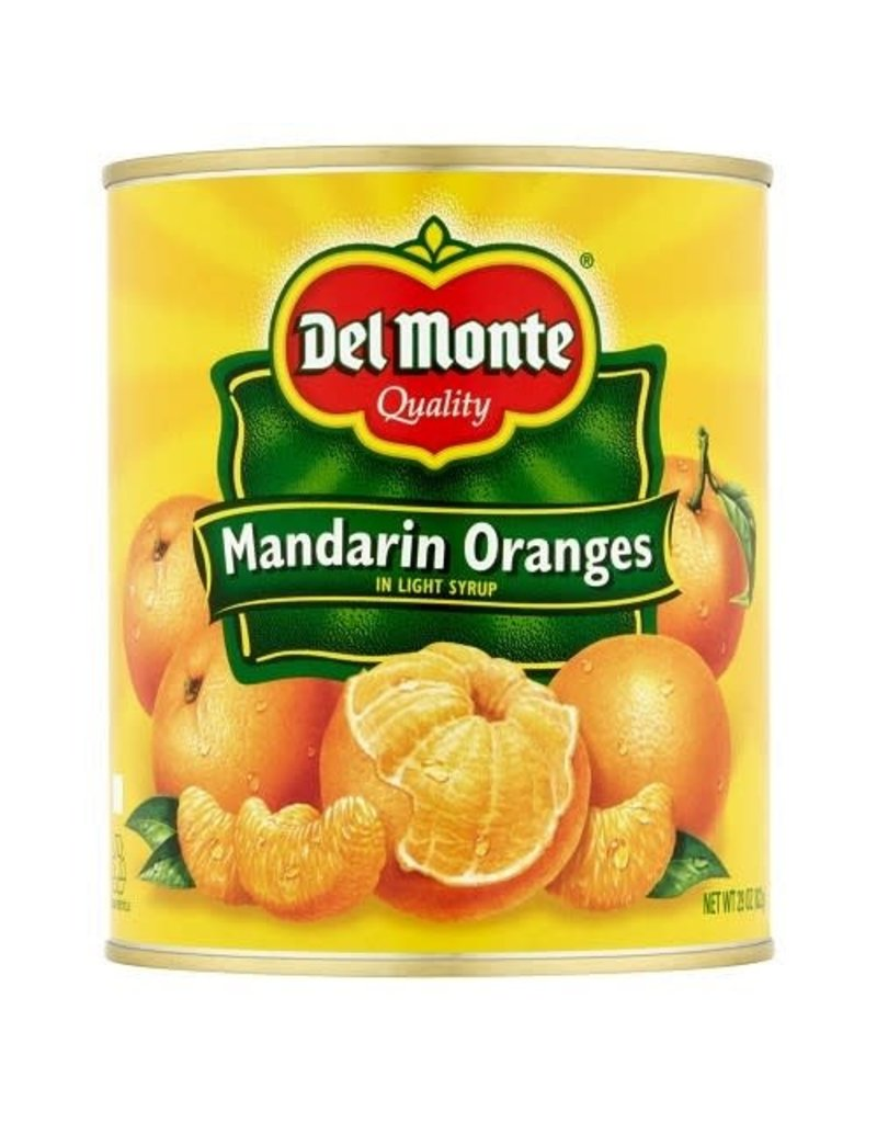 Del Monte Del Monte Mandarin Oranges, 29 oz, 6 ct
