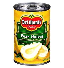 Del Monte Del Monte Pear Halves Heavy Syrup, 15.25 oz