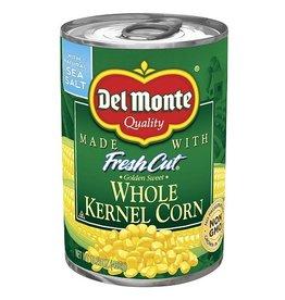 Del Monte Del Monte Whole Kernel Corn, 15.25 oz, 24 ct