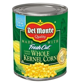 Del Monte Del Monte Whole Kernel Corn, 8.75 oz, 12 ct