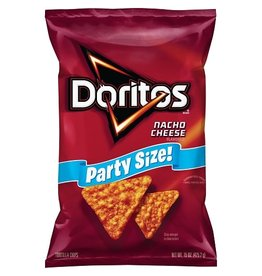 Doritos Doritos Nacho Cheese Chips, 15 oz, 6 ct