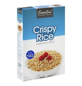 Essential Everyday EED Crispy Rice Cereal, 12 oz