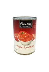 Essential Everyday EED Diced Tomatoes, 14.5 oz