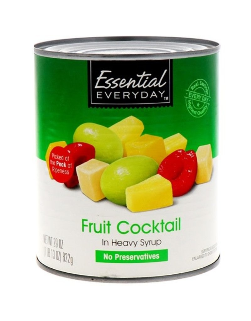 Essential Everyday EED Fruit Cocktail, 29 oz, 12 ct