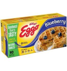 Eggo Eggo Blueberrry Waffles, 12.3 oz, 8 ct