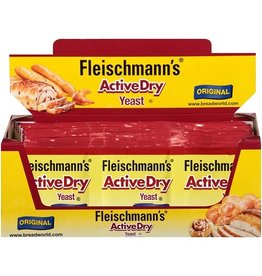 Fleischmann's Fleischmann's Active Dry Yeast Packet, 3 ct (Pack of 20)