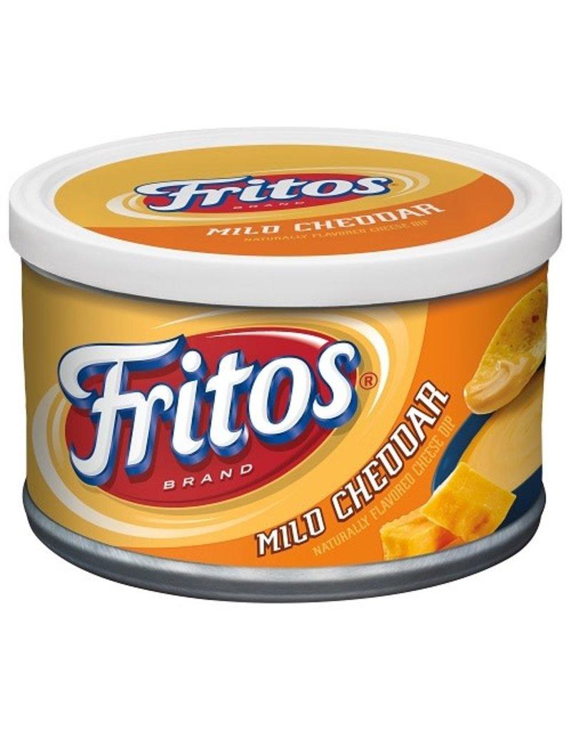 Fritos Fritos Mild Cheddar Dip, 9 oz, 24 ct