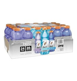 Gatorade Gatorade Frost Variety Pack, 20 oz, 24 ct