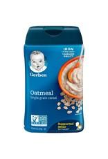 Gerber Gerber Cereal Oatmeal, 8 oz