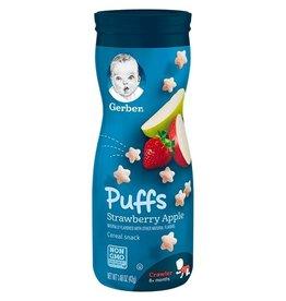 Gerber Gerber Puffs Strawberry Apple, 1.48 oz