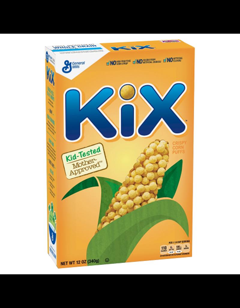 General Mills General Mills Kix Cereal, 12 oz