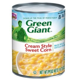 Green Giant Green Giant Cream Style Corn, 14.75 oz, 24 ct