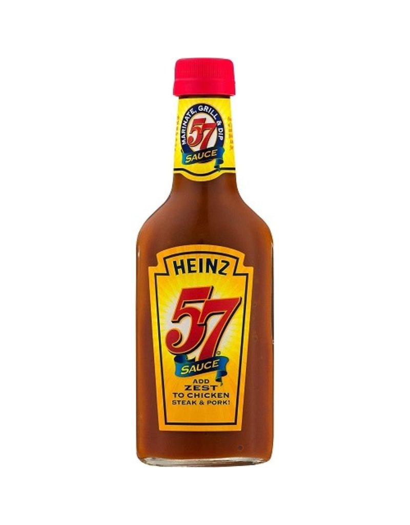 Heinz Heinz 57 Sauce, 10 oz, 12 ct