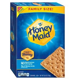 Nabisco Honeymaid Graham Crackers Bonus Size, 25.6 oz, 6 ct