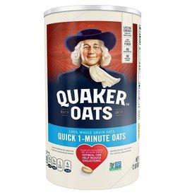 Quaker Quaker Oats Whole Grain Quick One Min, 42 oz