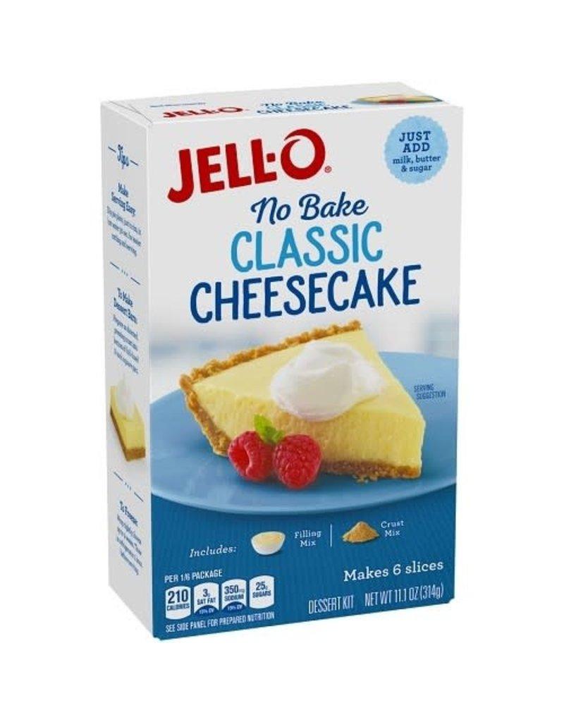 Jello Jell-O Cheesecake Filling No Bake Dessert, 11.1 oz, 6 ct