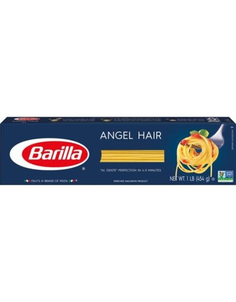 Barilla Barilla Angel Hair Pasta, 16 oz, 20 ct