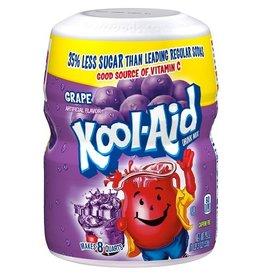 Kool-Aid Kool-Aid Grape (Makes 8 Quarts), 19 oz, 12 ct