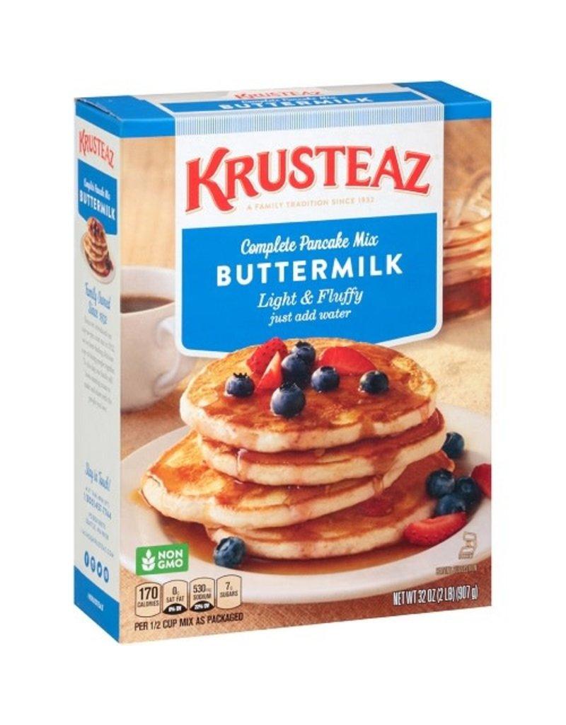 Krusteaz Krusteaz Buttermilk Pancake Mix, 2 lb, 12 ct