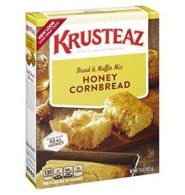 Krusteaz Krusteaz Honey Cornbread Muffin Mix, 15 oz, 12 ct